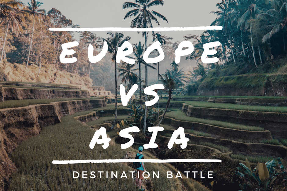 Europe vs Asia Main Image
