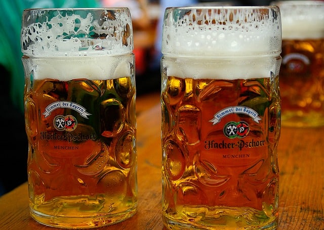 One of the pros of studying in Germany...Oktoberfest!