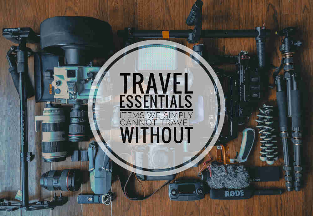 travel essentials thumbnail