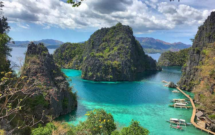 where to stay in coron Beautiful Places In The Philippines