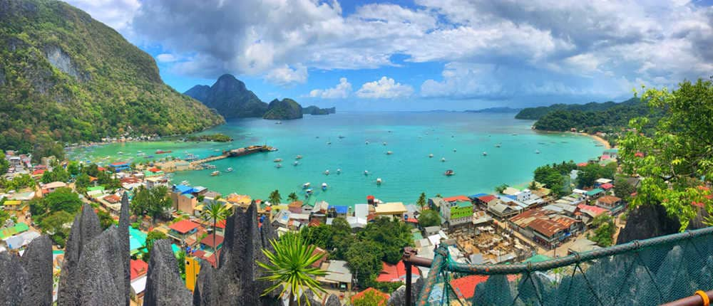 beautiful places in the philippines el nido
