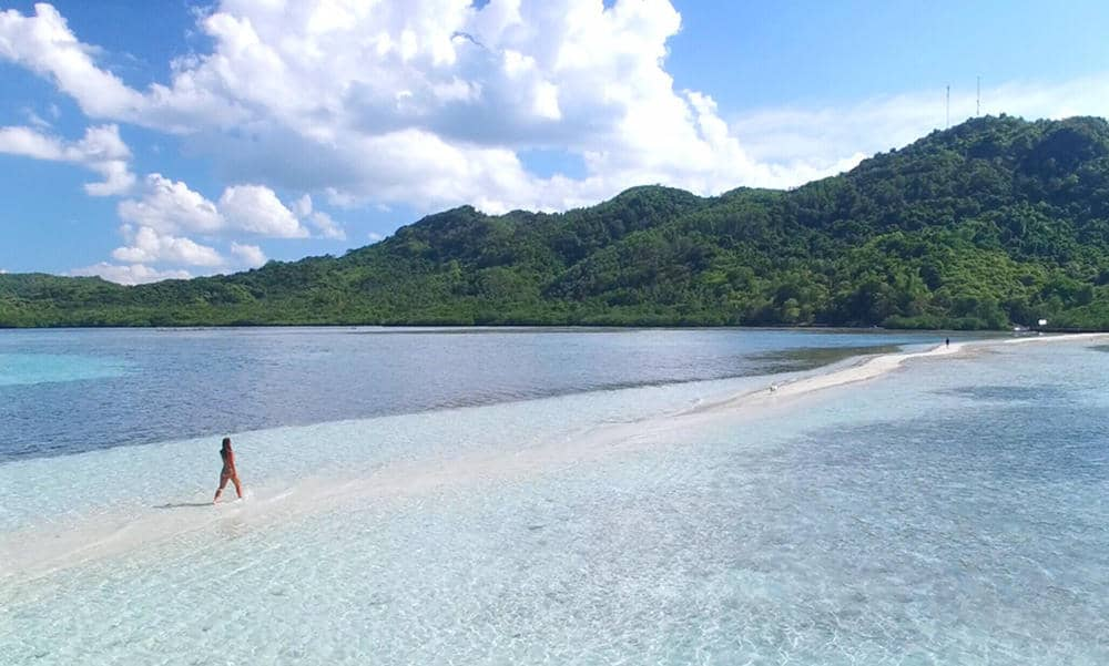 Snake Island Beautiful Places In The Philippines