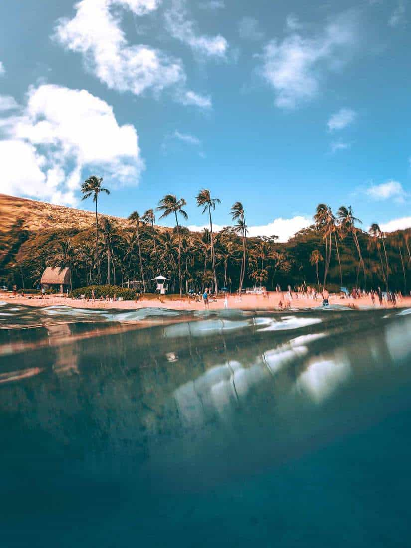 best oahu photo spots | hanauma bay