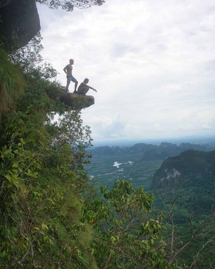 dragon crest mountain krabi