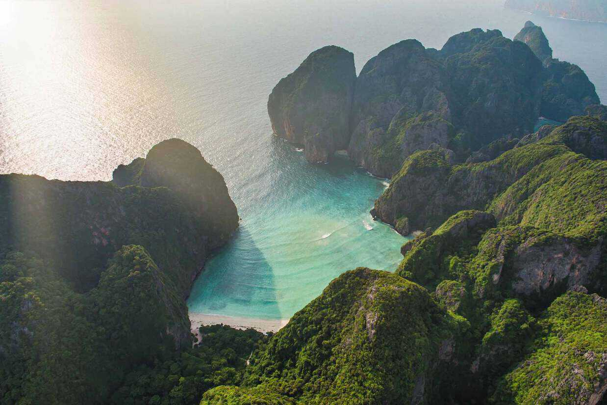 maya bay most instagrammable places in thailand