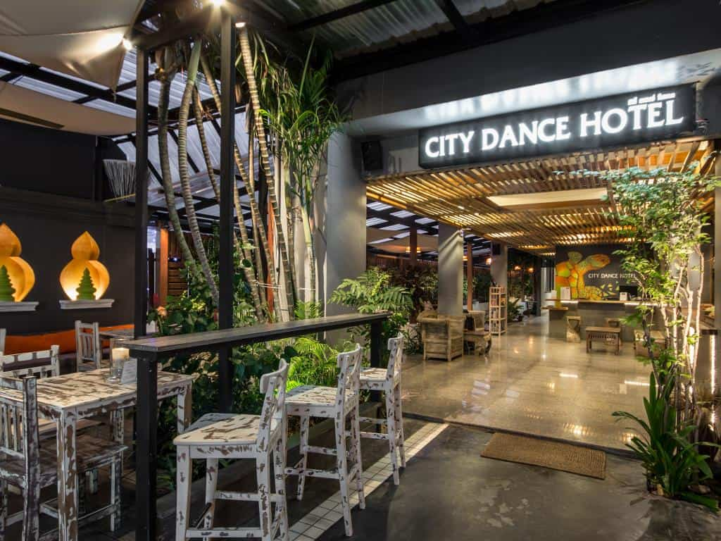 City Dance Hotel | Unique Things To Do In Koh Samui Thailand