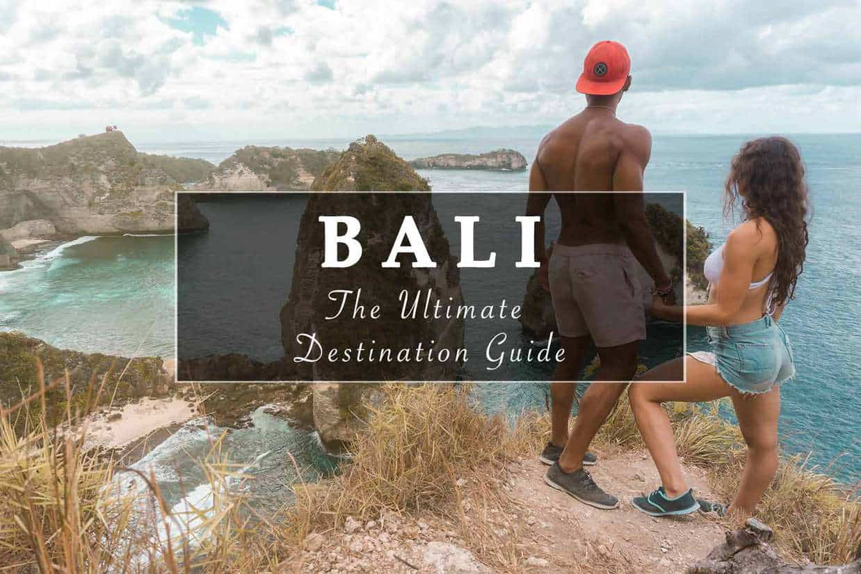 Backpacking bali travel blog thumbnail