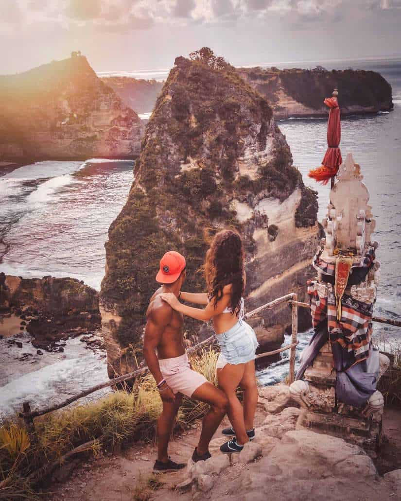 best instagram spots in bali _ thousand island viewpoint