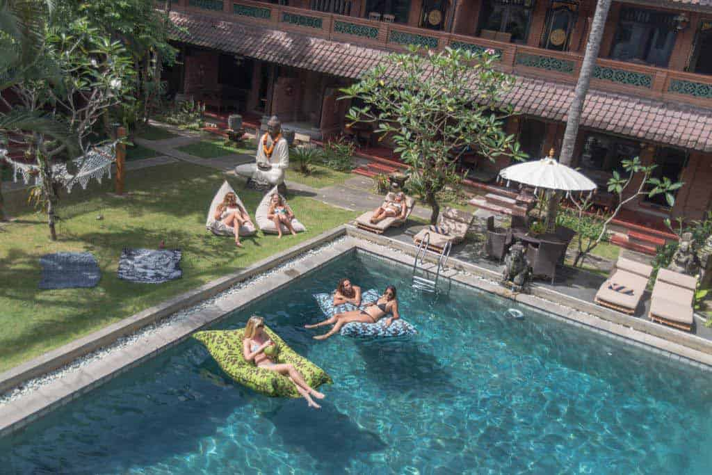 tegalalang rice terraces hotel 2
