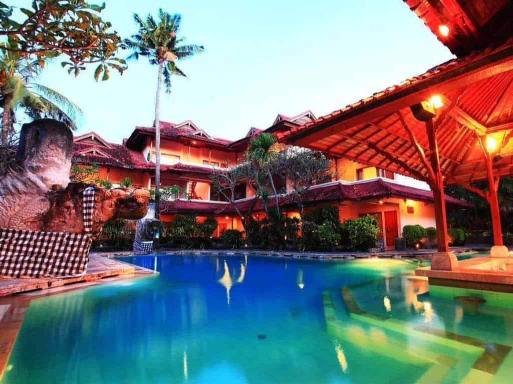 where to stay in Bali hotel 1