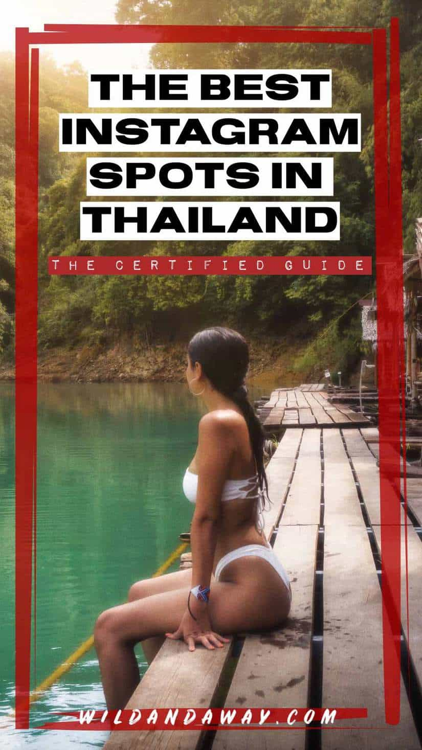 best instagram spots in thailand