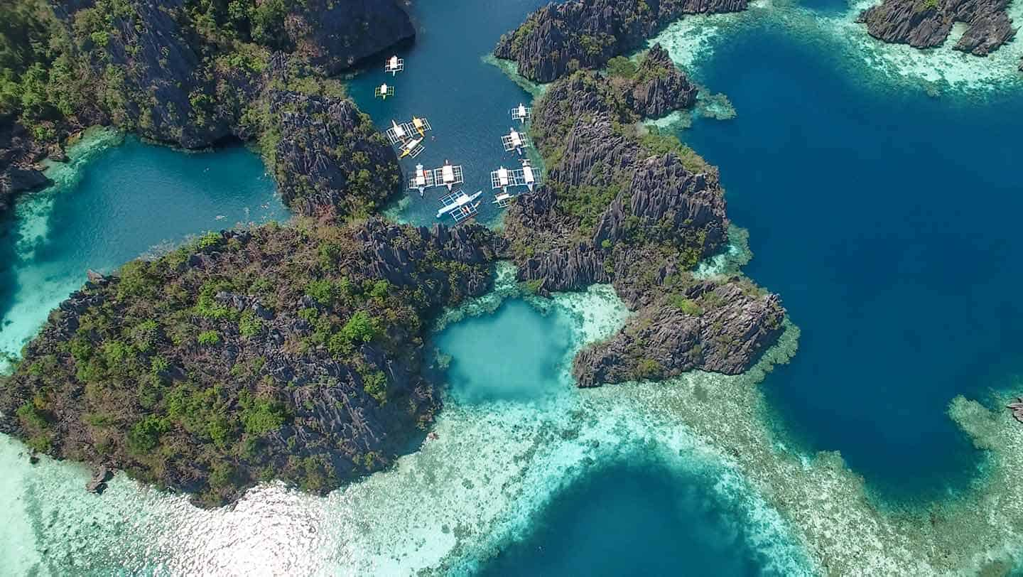 things to do in coron palawan twin lagoon