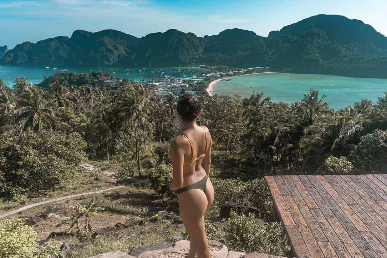things to do in phi phi island | phi phi viewpoint