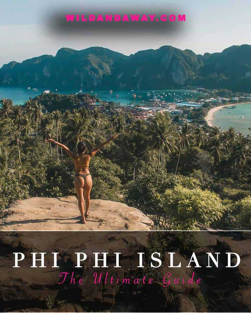 Phi Phi Island: Things To Do In Phi Phi Island Guide {The Complete 2018