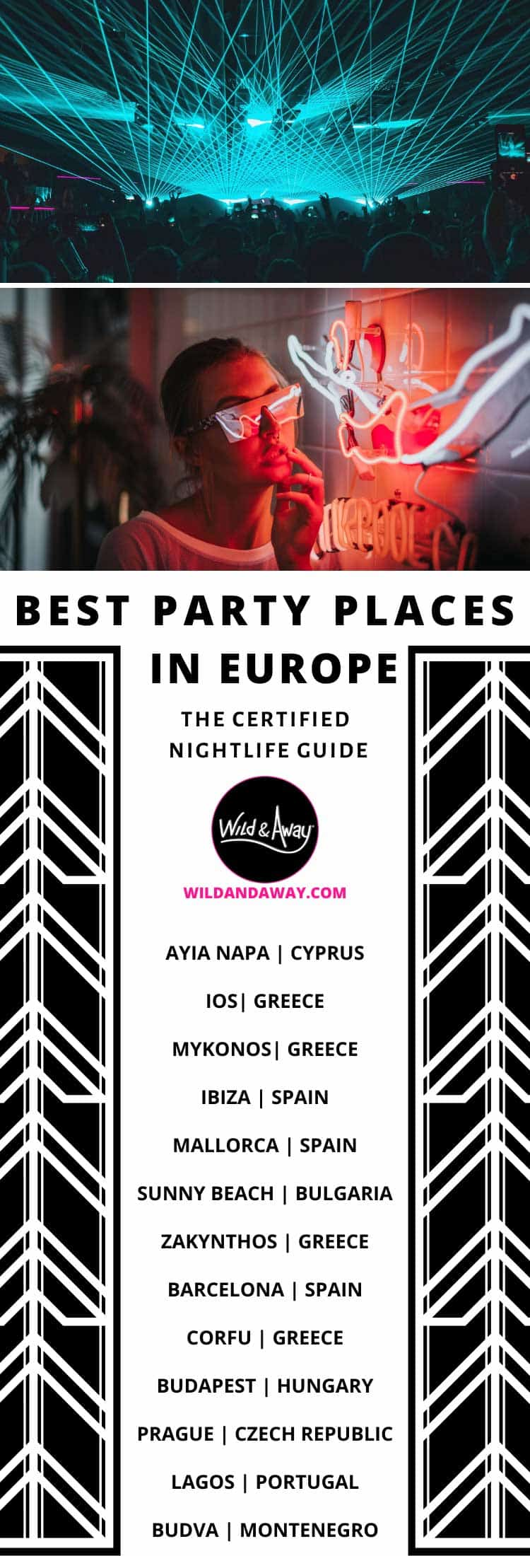 BEST PARTY PLACES IN EUROPE _ EUROPE PARTY GUIDE PINTEREST 2