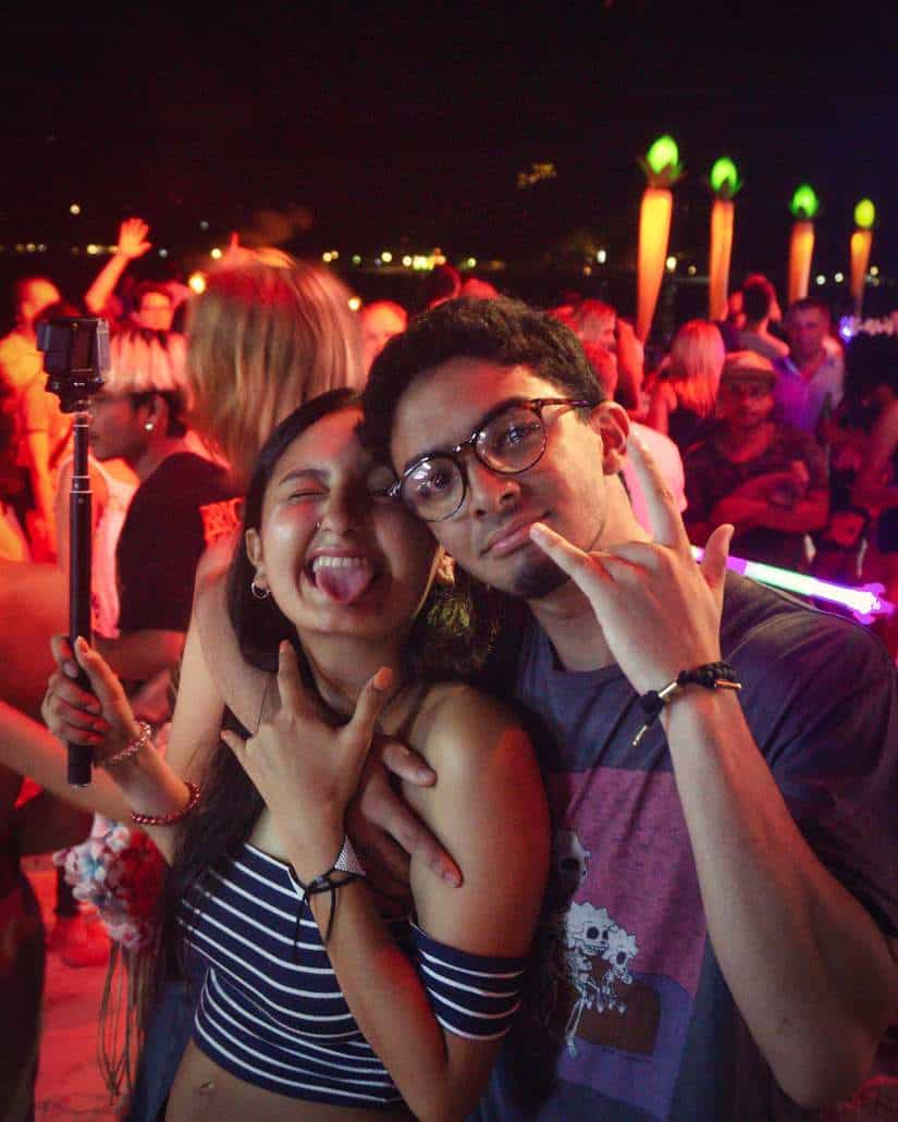 thailand nightlife | ark bar koh samui