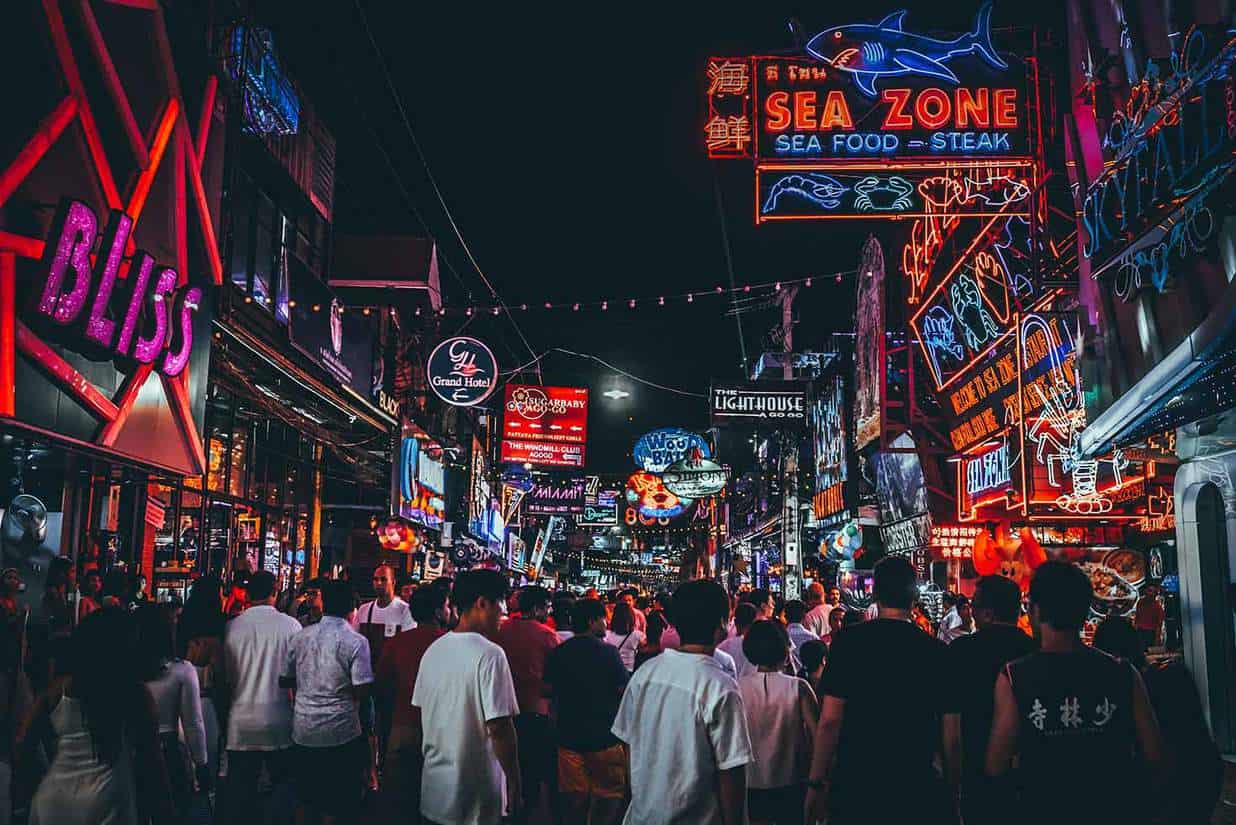 thailand tips and advice pattaya | thailand nightlife