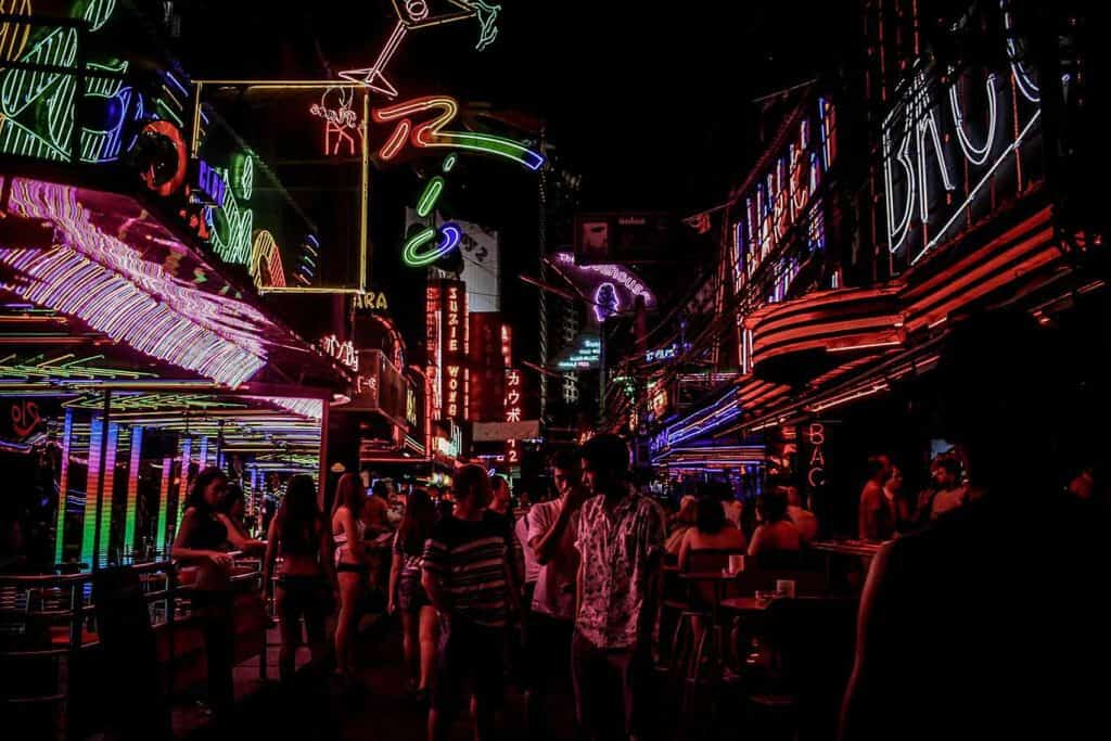 top thailand party places khao san road