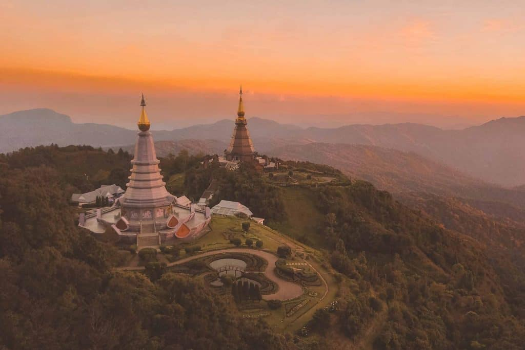 a week in thailand chiang mai