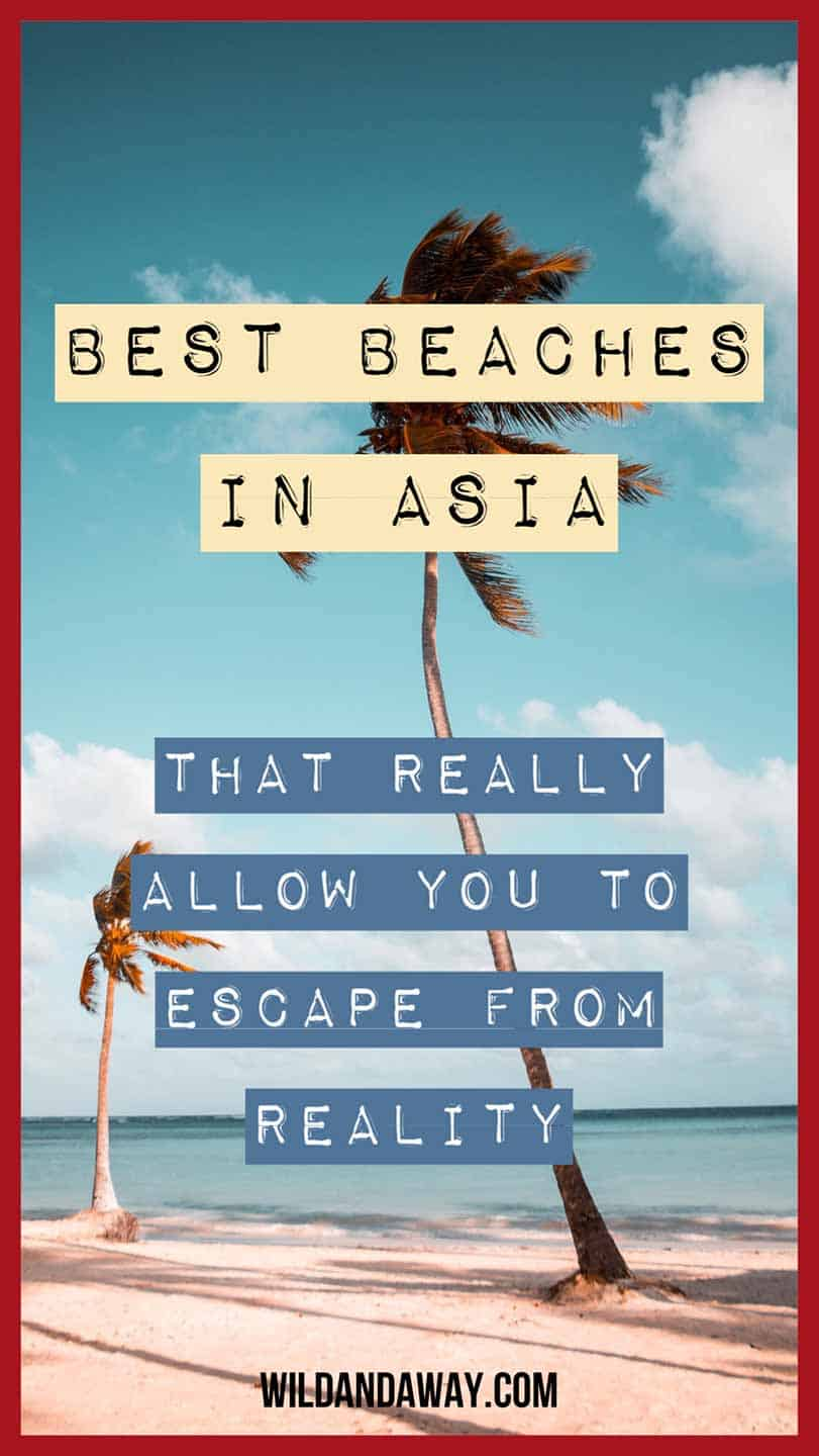 best beaches in asia pin