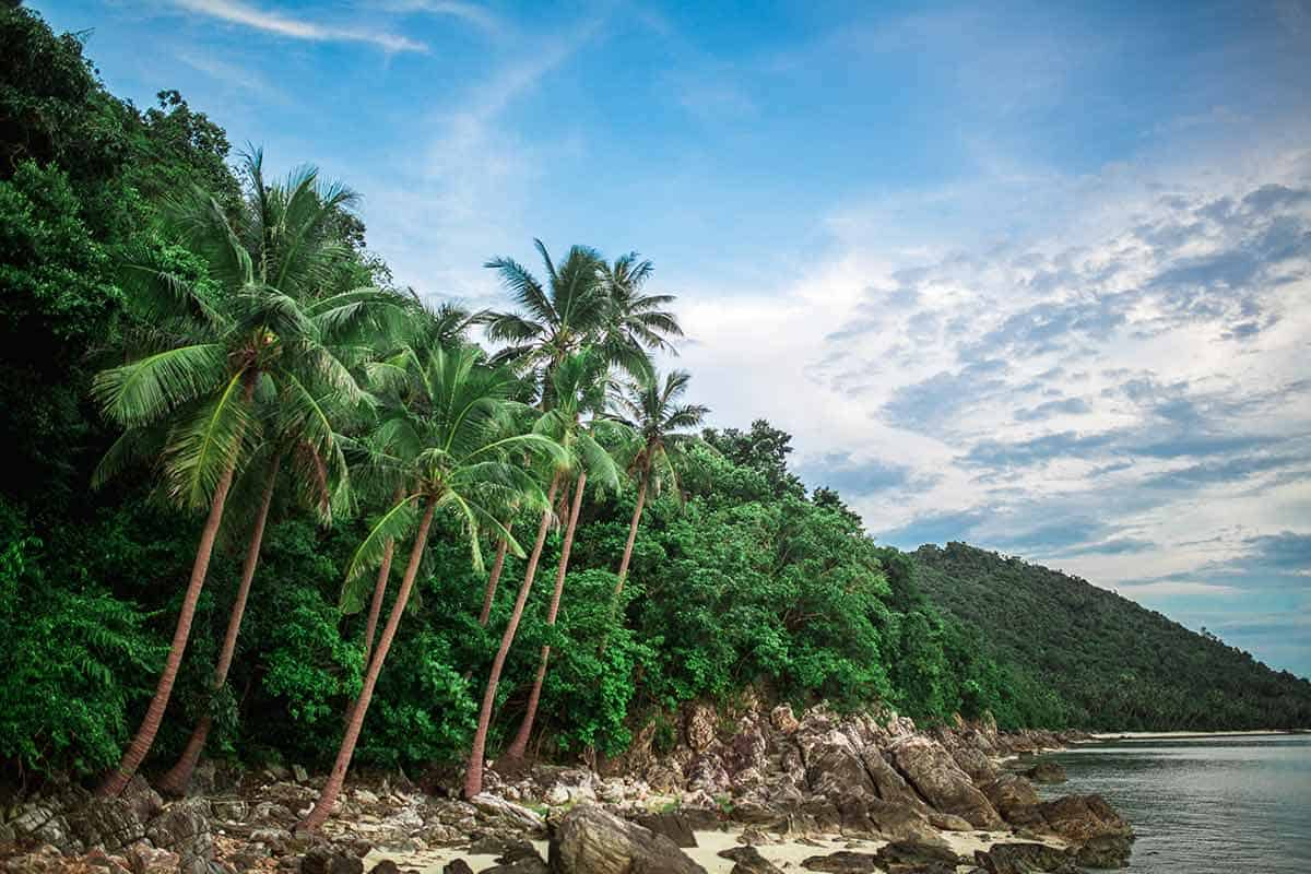 where to stay in koh samui | Chaweng Beach