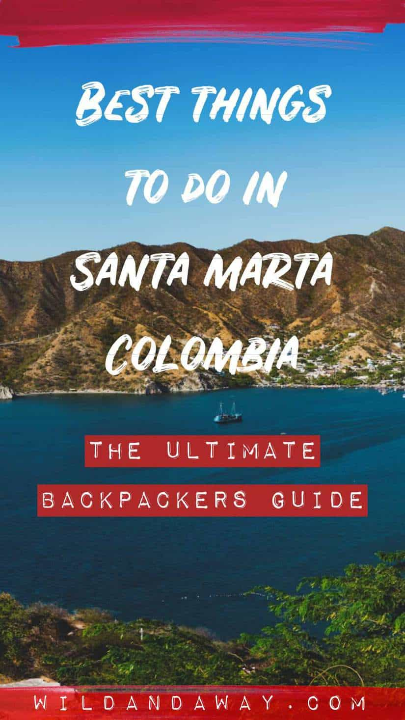 things to do in santa marta
