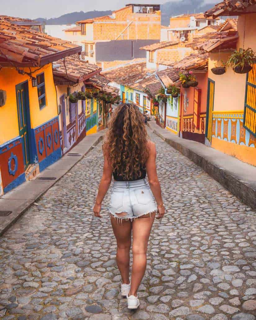 guatape town colombia