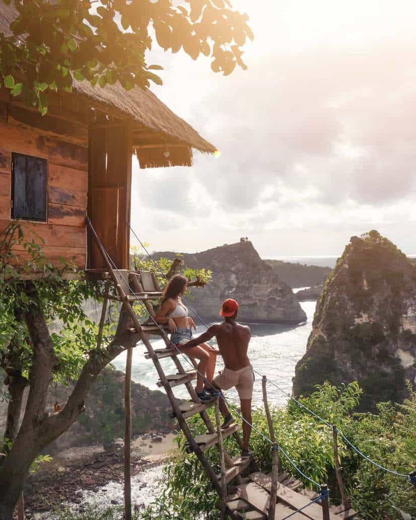 best places to stay in nusa penida
