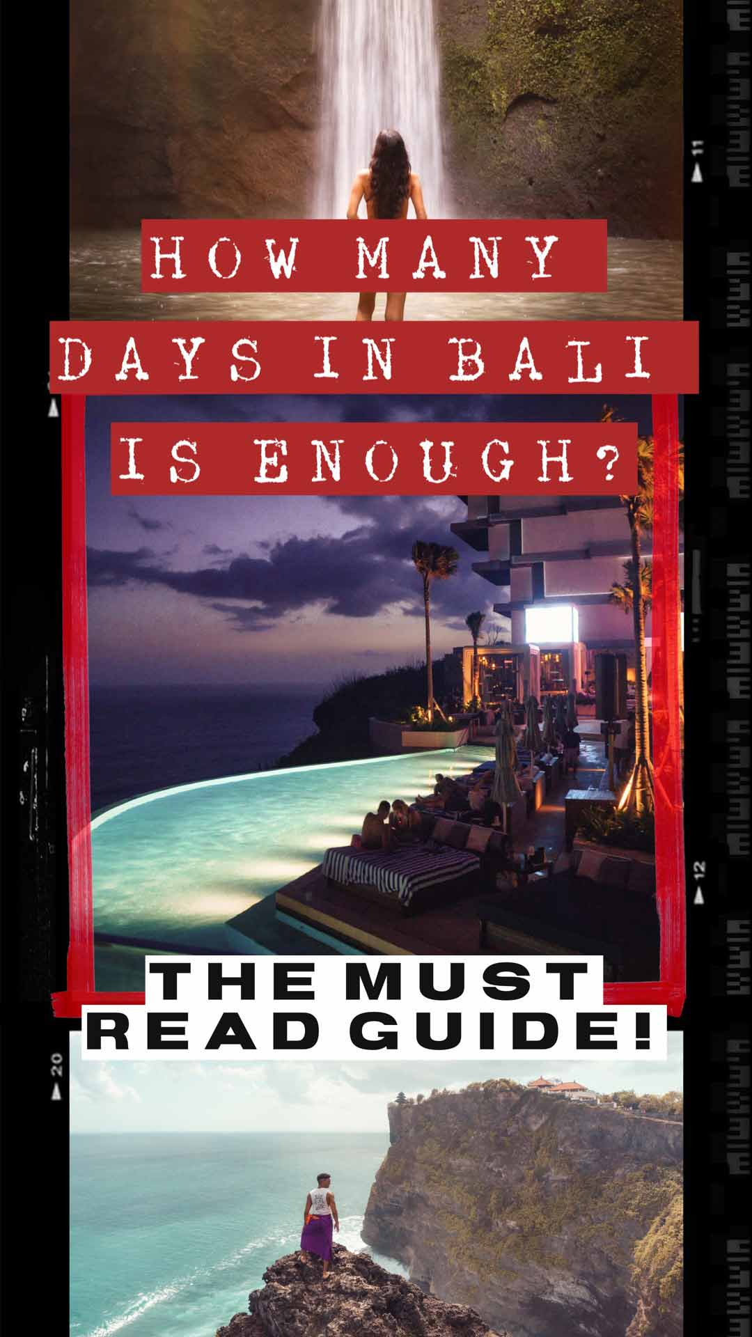 how many days in bali is enough