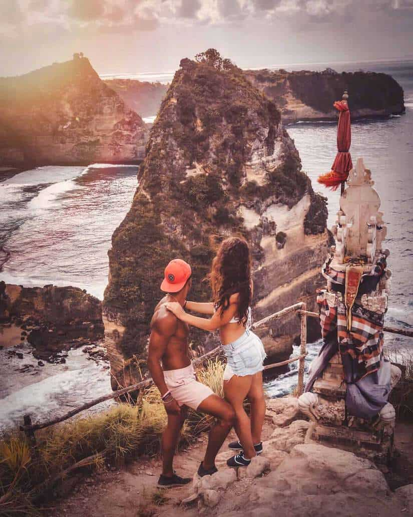 thousand island viewpoint nusa penida