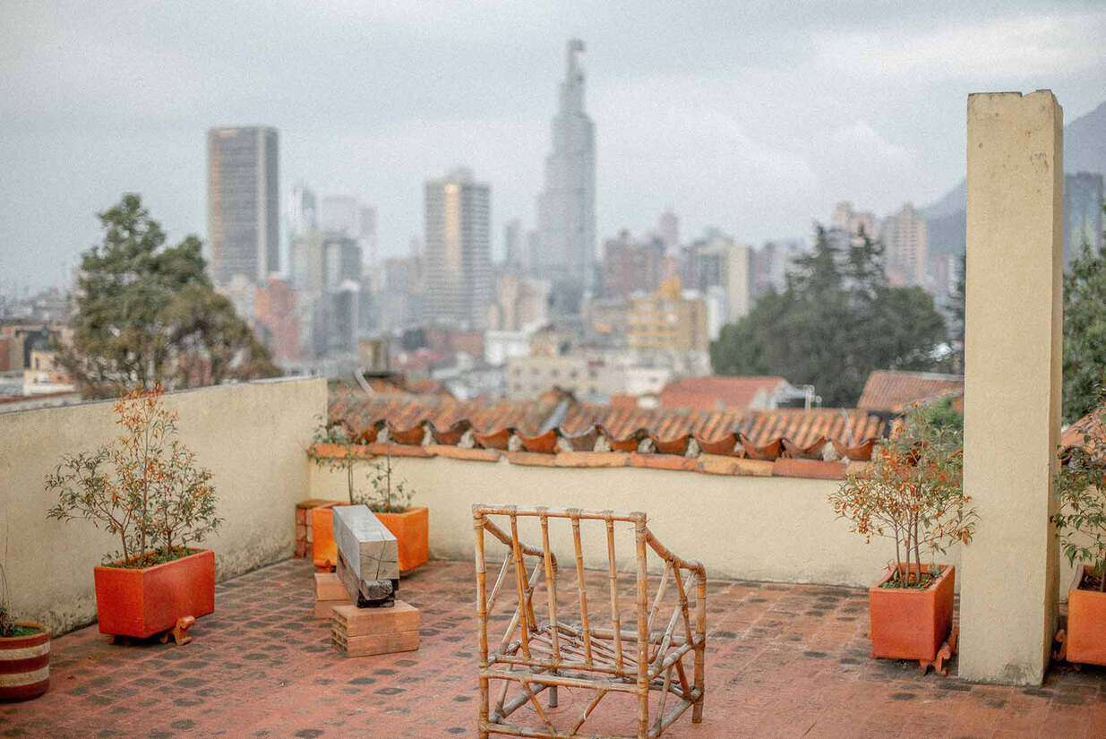 best time to visit colombia bogota