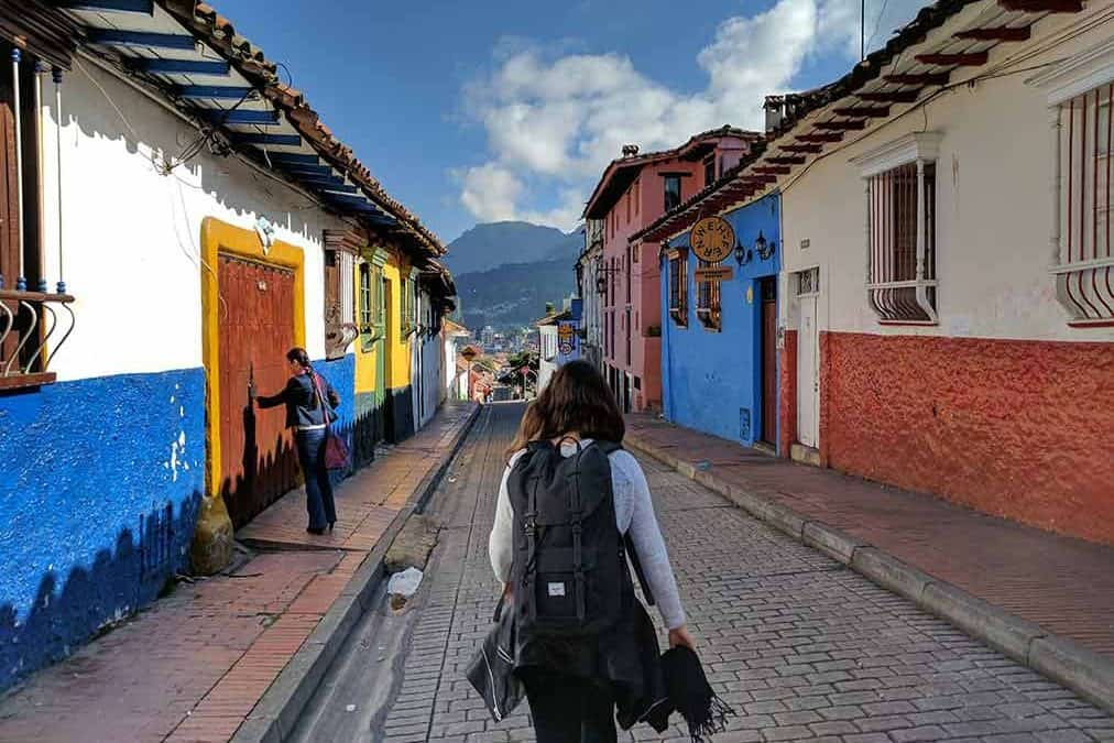 bogota girl best time to visit colombia