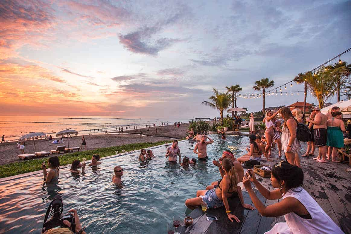 where to stay in canggu bali