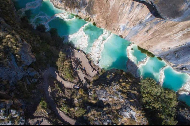 How To Visit The Natural Pools of Millpu Ayacucho Peru