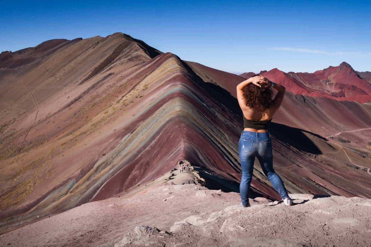Is There A Rainbow Mountain Horse Tour Instead Of Walking?