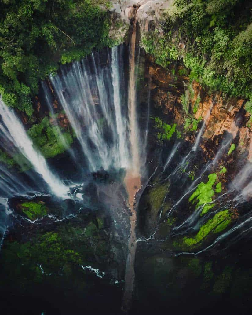 se asia bucket list _ Tumpak Sewu East Java