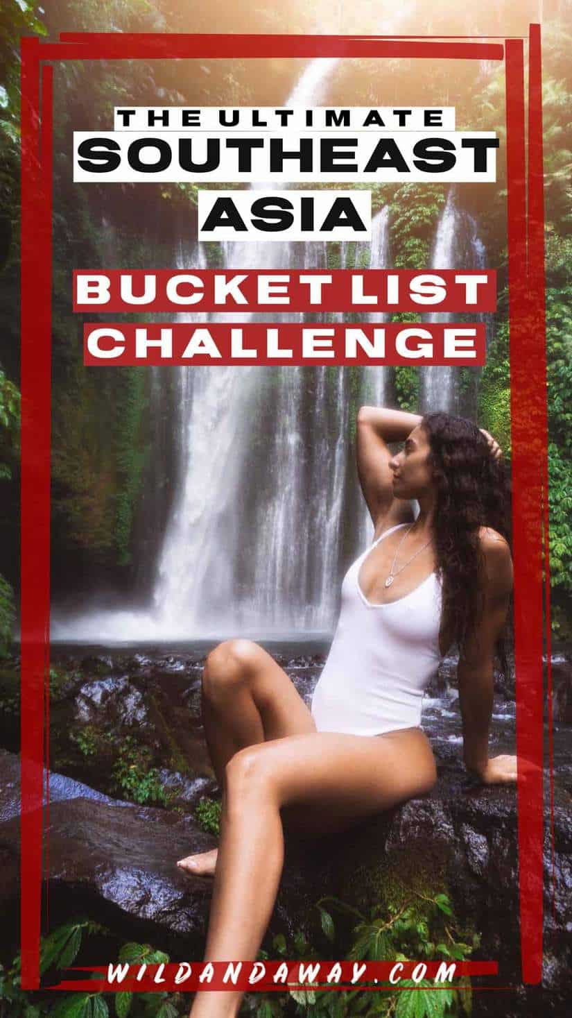 southeast asia bucket list challenge pinterest