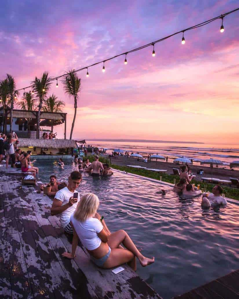 7 days in bali canggu