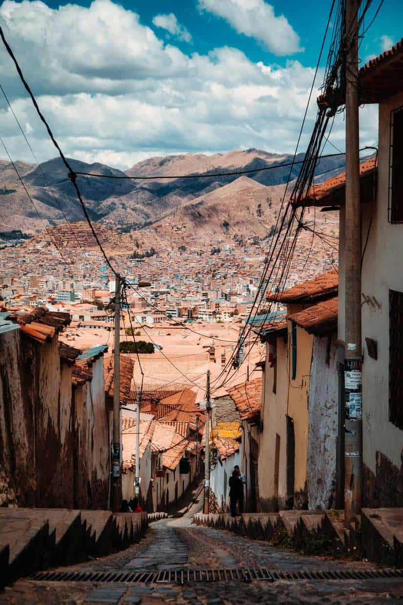 How To Get From Lima To Cusco | cusco city