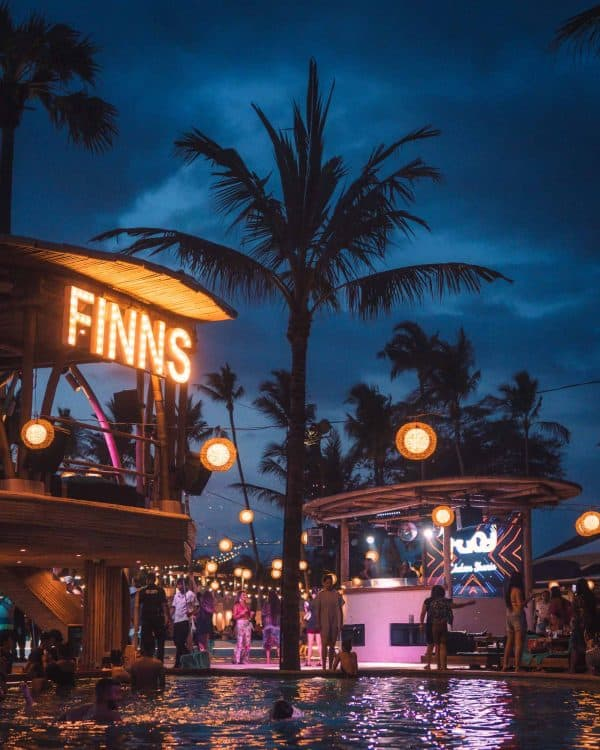 a week in bali | finns beach club