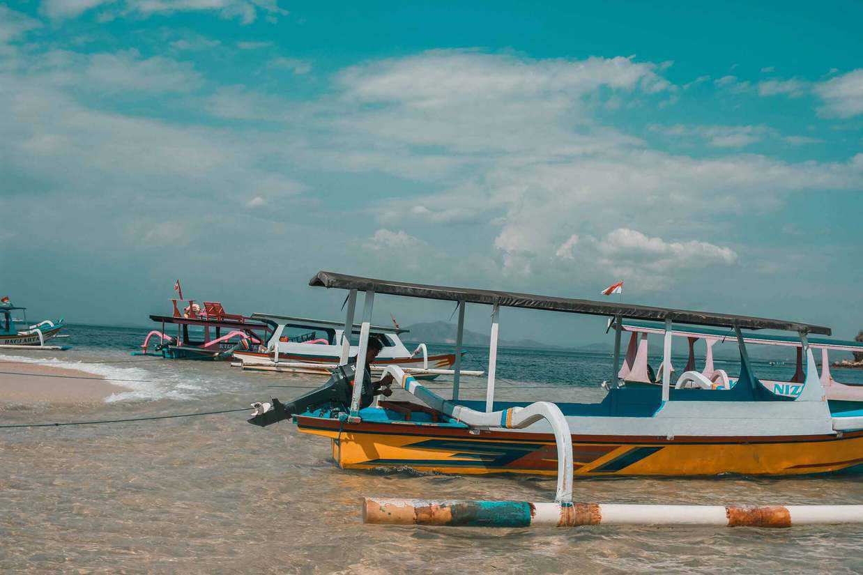 nusa islands vs gili islands boat