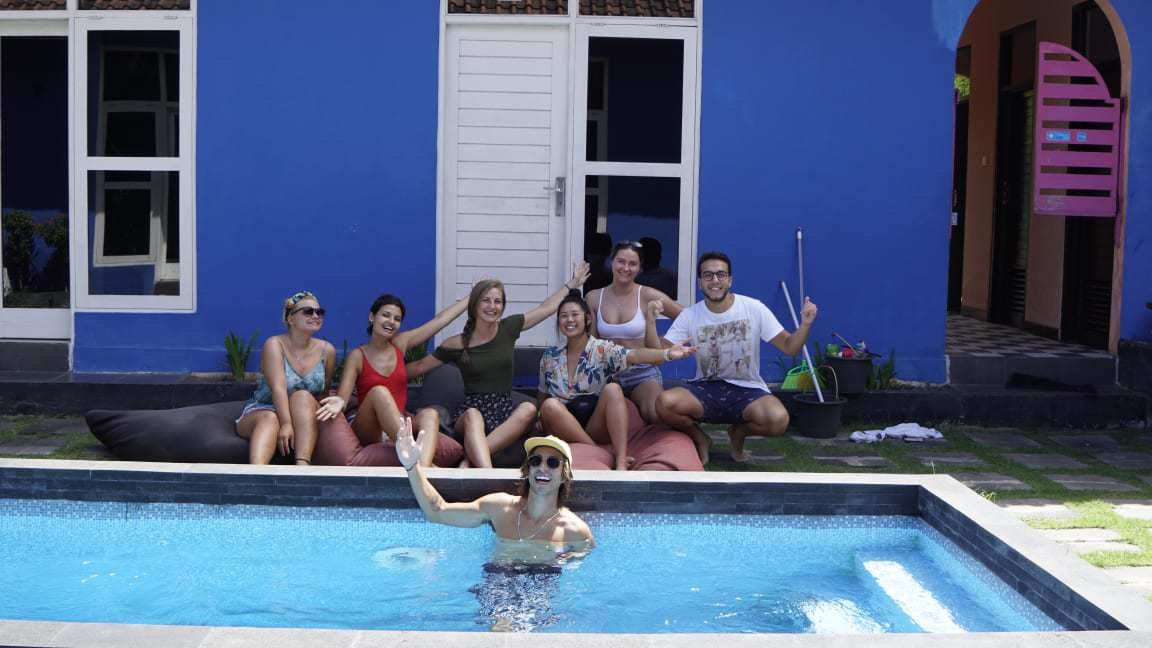best hostels in uluwatu sr hostel uluwatu
