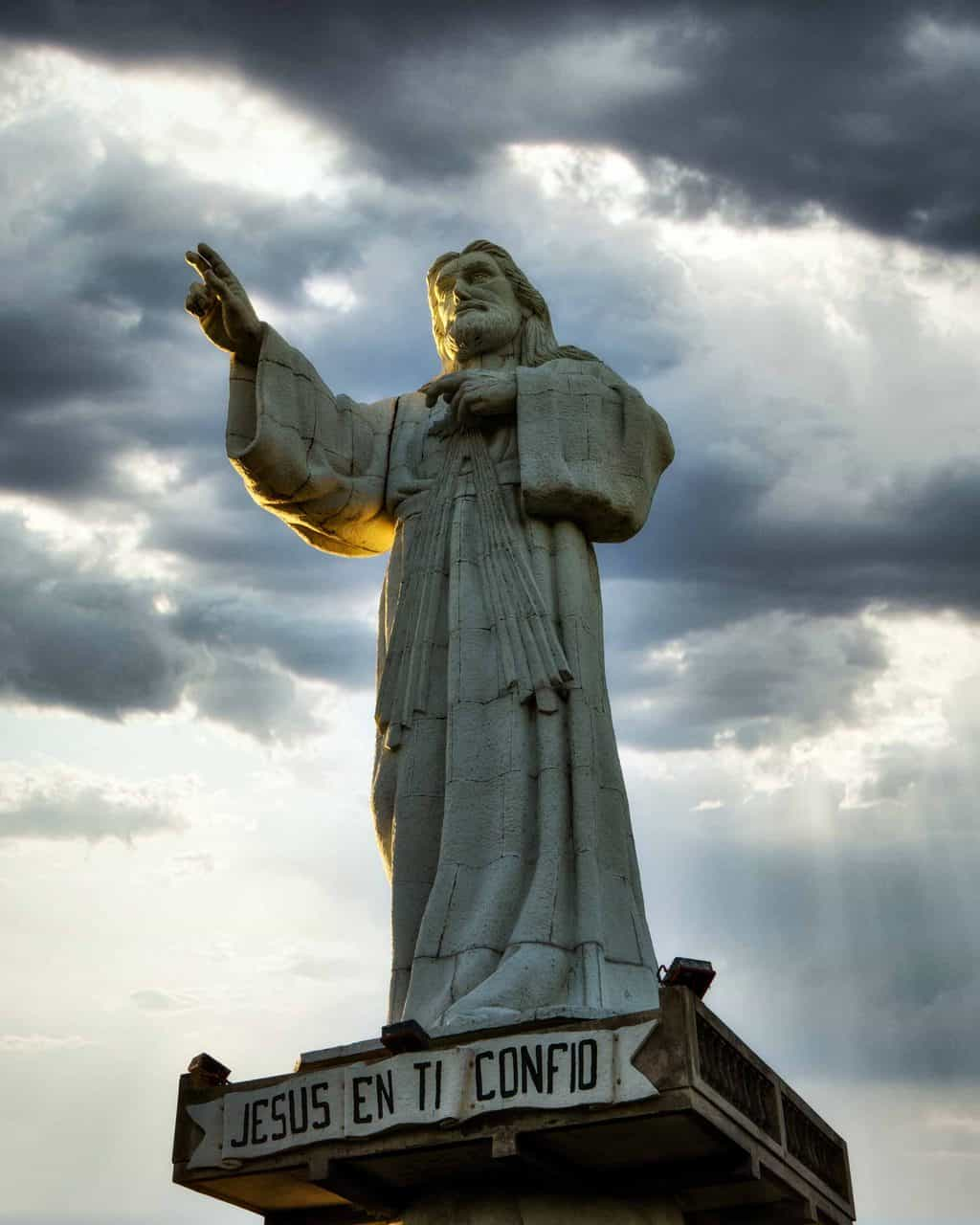 the best things to do in san juan del sur christ of mercy
