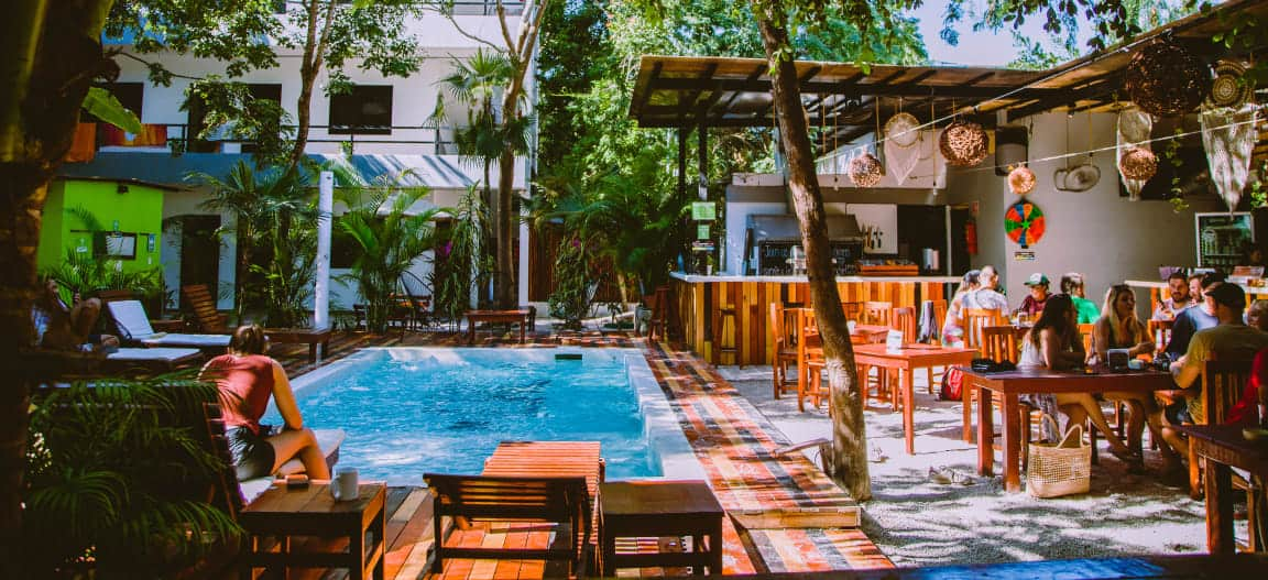 Che Tulum Hostel & Bar | best budget accomodation in tulum