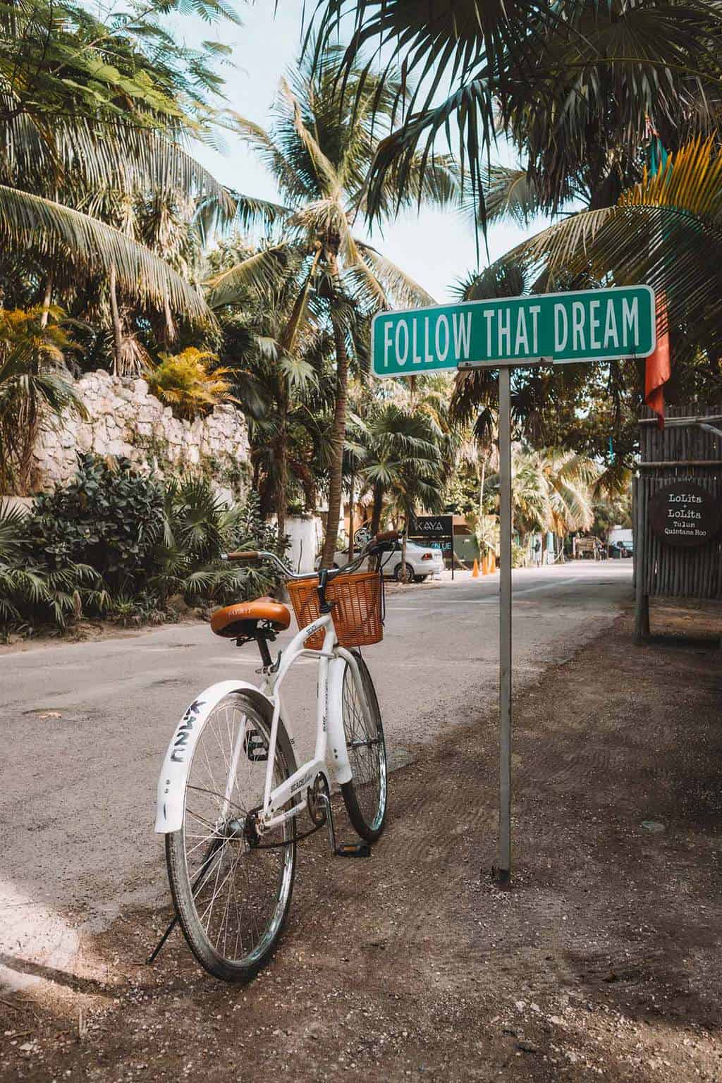 follow that dream sign tulum most instagrammable places in the riviera maya