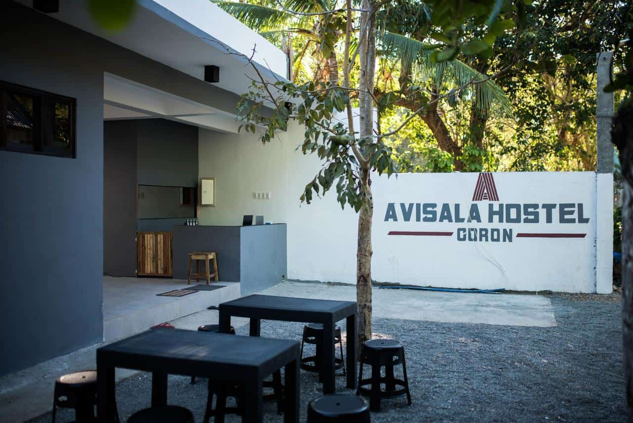 best hostels in coron palawan 1