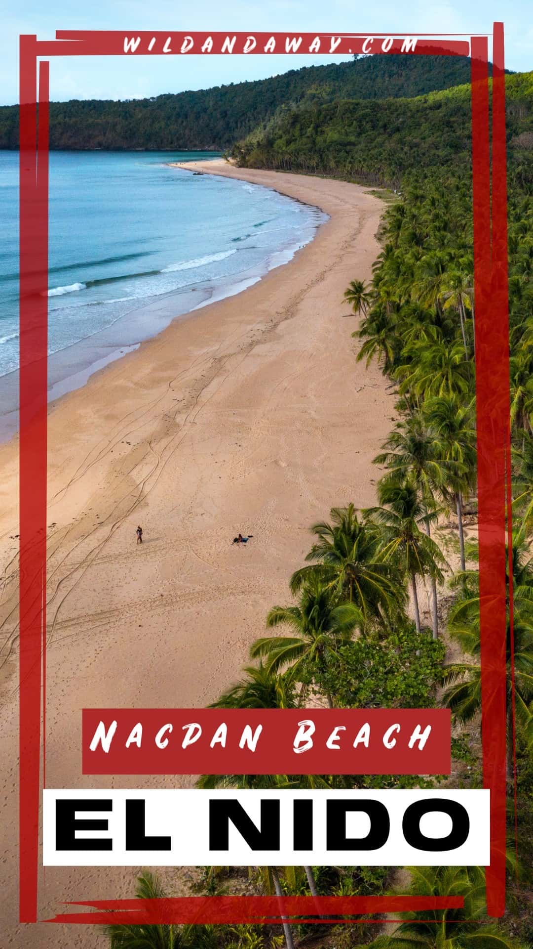 nacpan beach the ultimate guide pinterest